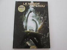 LE MONDE PERDU T1 EO2013 TTBE/NEUF EDITION ORIGINALE DD1