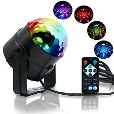 Halloween Luces Para Fiestas, Musica Disco Light En Sonido Activado Con Contr...
