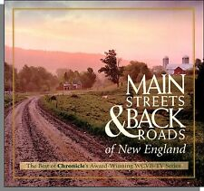 Main Streets & Back Roads of New England (from Chronicles PBS TV Show) (2002)
