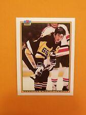 1990-91 Bowman Hockey #204 Mario Lemieux