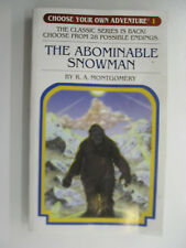 Choose Your Own Adventure, Cyoa #1, The Abominable Snowman, 2005