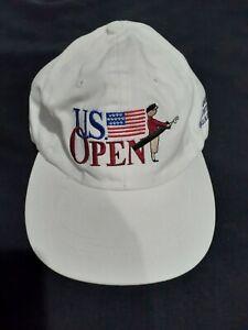 2002 U.S. Open Bethpage Black Snap Back Hat NOS