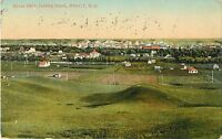 1913 - 1907 View of Minot, North Dakota Postcard