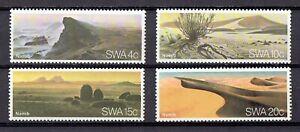 1977 South West Africa (SWA). Namib Desert Full set Sc# 398-401 MNH