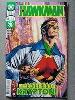HAWKMAN #8a (2019 DC Universe Comics) ~ VF/NM Comic Book