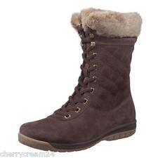 Helly Hansen HH W EIR 4 Brown Suede Women's Winter Boots UK 4.5