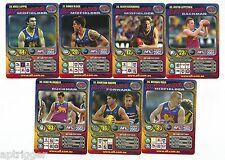 2002 Teamcoach BRISBANE Team Set