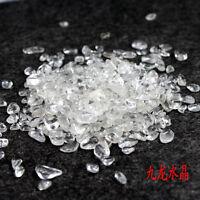 New 100% Tibet Natural Clear QUARTZ Crystal Healing Terminated Wand Specimen 50g