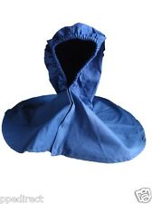 Navy Blue Cotton Flame / Fire Retardant Welders / Welding Hood