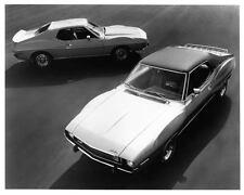 1973 AMC Javelin Automobile Photo Poster zad4004