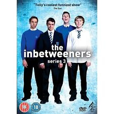 Inbetweeners (The) - Series 3 + Loads of Extras (DVD) New & Sealed