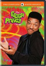 THE FRESH PRINCE OF BEL-AIR TV SERIES COMPLETE SIXTH SEASON 6 New DVD