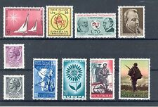 Italy 1960s selection, 10 all different, MNH, lovely condition