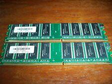 2GB (2 x 1GB) PC3200 DDR Memory for Dell Dimension 1100 3000 4500 RAM 400MHz