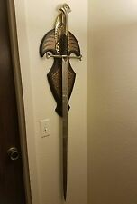 Lord Of The Rings United Cutlery Anduril: Sword Of King Elesar LIMITED EDITION