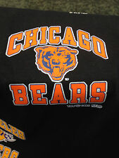 Nfl Chicago Bears Stahls Transfer / Decal 4 3/4 X 4 1/2 Inch