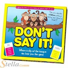 Paul Lamond Don't Say It Kids Family Word Description Vocabulary Board Game