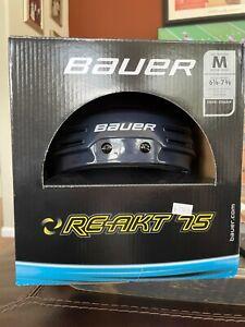 BAUER REAKT 75 Hockey Helmet