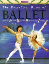 Best-Ever Book Ballet Costume Steps Dancers Stories & More K Castle KIDS Book