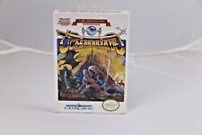 The Magic of Scheherazade Nintendo NES NEW Factory Sealed