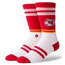 Stance NFL Chiefs Logo Red LG (Men's Shoe 9-12)