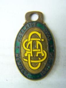 1963 SACA Adelaide Oval membership medallion                      cricket 4425.4