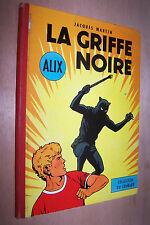 Jacques Martin Alix La griffe noire rare première édition 1959 en bel état