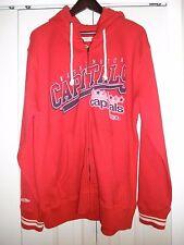 Mitchell & Ness Washington Capitals Hooded Sweatshirt, size XXL, NWT'S