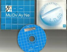 MUDVAYNE Dig w/ RARE CLEAN version PROMO Radio DJ CD single 2000