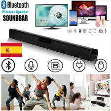 Bluetooth Altavoces 3D Sistema de barra de sonido Barra de sonido inalámbrica