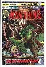 MAN-THING # 9 (PLOOG COVER & ART, SEPT 1974), VFN