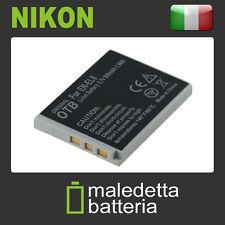 EN-EL8 Batteria Alta Qualità per Nikon Coolpix S51c S52 S52c S6 S7c S9 (TP6)