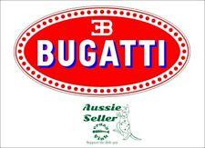 Bugatti  sticker 180 x 90  mm  BUY 2 & Get 3