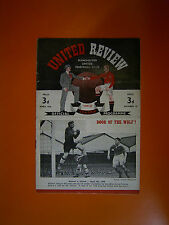 League Division One - Manchester United v Portsmouth - 15th April 1950
