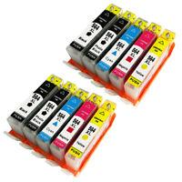 10 PK New Gen For HP 564XL Ink Cartridge Photosmart 6510 6520 7510 7520 Printer