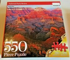 "550 Pc Puzzle National Park Series Creative Edge ""South Rim"" USA"