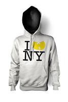 WU TANG CLAN hoodie I LOVE WU TANG CLASSIC HIP HOP Wu Wear clothing