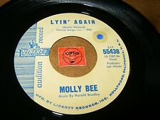 MOLLY BEE - LYIN AGAIN - JUST FOR THE RECORD - LISTEN - GIRL ROCK COUNTRY