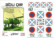 1/72 Lift Here 744-LH Abu Qir April War Escapees Part 1 Royal Yugoslav Air Force