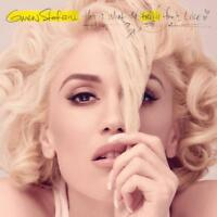 GWEN STEFANI This Is What The Truth Feels Like CD BRAND NEW