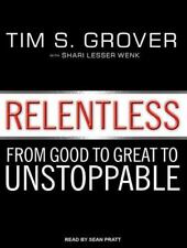 Relentless: From Good to Great to Unstoppable (MP3)