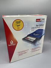 Iomega Zip 250 USB Powered External Drive