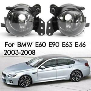 For BMW 3 Series E90 M3/ E91 Bumper Fog Lights Lamp Assembly Cover 63176910791/2