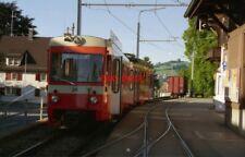 PHOTO  SWITZERLAND TROGEN 1995 TRAM 24