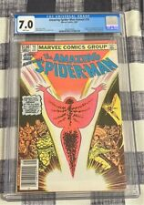 Amazing Spider-Man annual #16 CGC 7.0 first appearance of Monica Rambeau