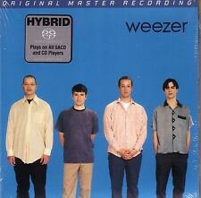Hybrid-SACD (MFSL NEU!) . WEEZER - same (blue Album Buddy Holly Jonas CD mkmbh