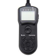 JJC TM-M Timer Remote re NIKON MC-DC2 for D7500 D7200 D5500 D750 D5200 D5600 etc