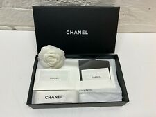 Chanel Gift Box For Wallet or Purse - Tissue and Paperwork - Camellia (*3)