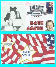 Kate Smith First Day Cover Type 5