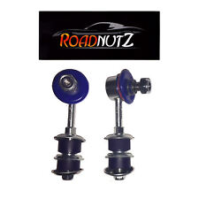RoadNutz Poly Front Drop Links for Toyota MR2 / MRS 1.8 VVTi ZZW30 1999 to 2007